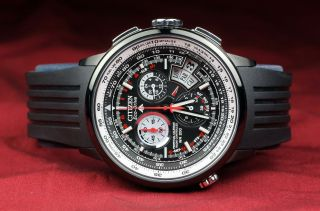 Citizen By0005 - 01e Promaster Eco Drive Black Funk Uhr Bild