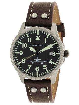 Messerschmitt Uhr Fliegeruhr Me 262 262 - 41b Bild