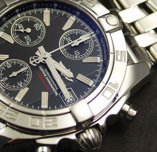 Breitling Chrono Galactic Herren - Chronometer Wie Ref.  A 13358 Bild