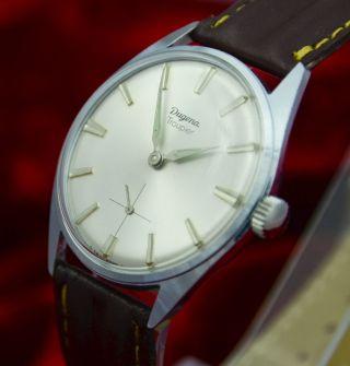 Herrenuhr / Armbanduhr Dugena Troupier,