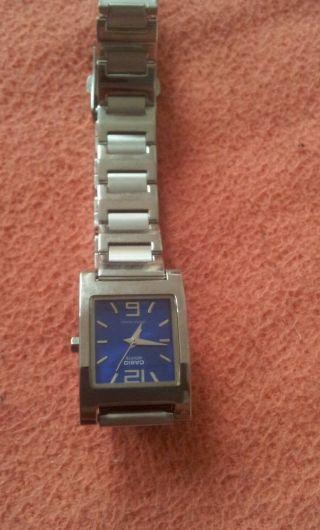 Damen Uhren Von Casio Ltp - 1283 Bild