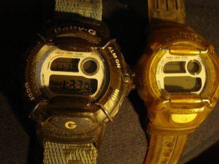 2 Baby - G - Shock,  Funktionstüchtig Bild