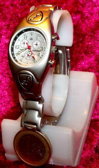 Armbanduhr Leonardo - Serie Sl Sportliches Modell Für Damen Nr.  146 Bild