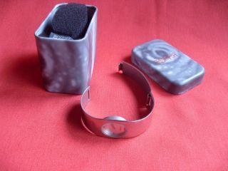 Esprit Damen Armbanduhr Spangenuhr Silberfarben Bild
