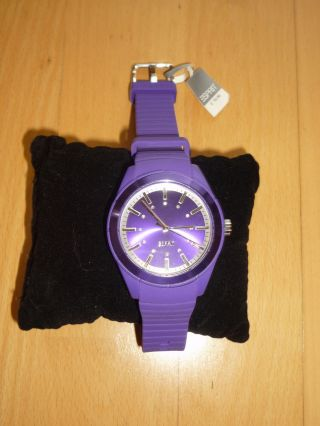 Esprit Damenuhr Uhr Lila Bild