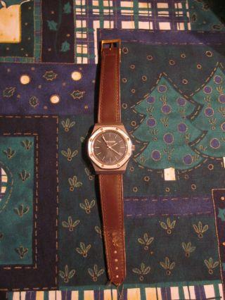 Herren Astromaster Swiss Made Handaufzug Sekundenzeiger Nachlass Bild