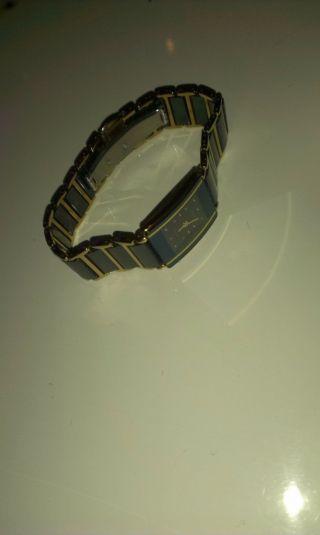 Rado Diastar Integral Lady Mini - Keramik/gold - Uvp Des Herstellers 1275€ Bild