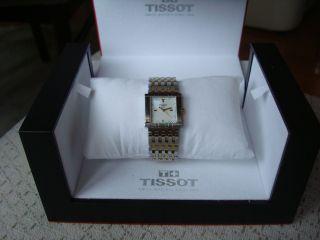 Tissot 1853 Damen Armbanduhr L910 In Ovp Weihnachtsgeschenk Bild