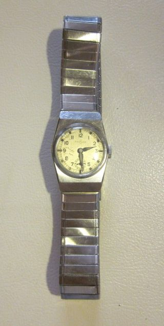 Ältere 30/40er Jahre Mech.  Tresor Unisex Sport Armbanduhr Bild