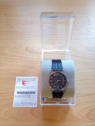 Ungetragene Swatch Armbanduhr