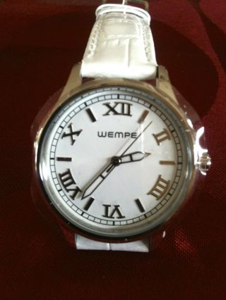 Wempe Armbanduhr,  Damen,  Sehr Elegant,  ,  Ungetragen,  Quarz Uhr,  34mm Bild