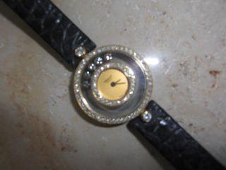 Chopard Happy Diamonds 18k.  Gelbgold - Edel - Bild