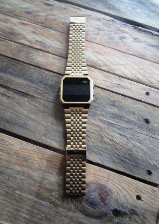 Armbanduhr Edc By Esprit Timewear Golden Bild