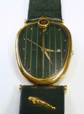 Jaguar Armband Uhr Nr.  1004 Von 2000 Bild
