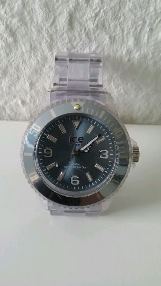 Ice Watch,  Pure Blue,  10 Atm Bild
