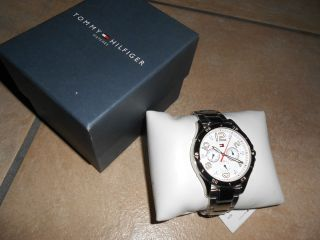 Tommy Hilfiger Uhr Damen Armbanduhr Cool Sport Edelstahl 1781170 Bild