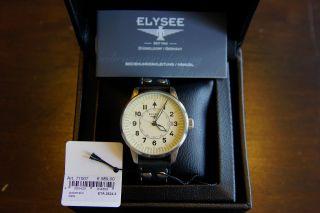 Neuwertige Elysee Executive Phönix Armbanduhr (automatic,  Eta 2824.  2) (71007) Bild