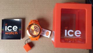 Ice Watch Orange Unisex Bild