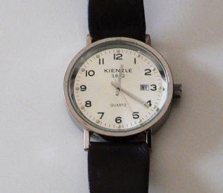 Herren Armbanduhr Kienzle Quartz Bild