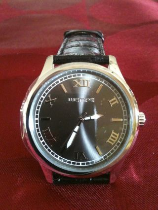 Wempe Armbanduhr,  Herren,  Sehr Elegant,  ,  Ungetragen,  Quarz Uhr,  40mm Bild