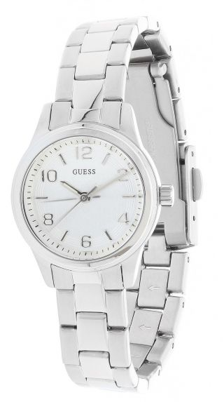 Guess Damen Armbanduhr Micro Spectrum Silber W75045l1 Bild