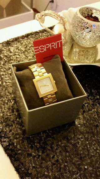 Esprit Cedar Armbanduhr Für Damen (es105412002) Bild