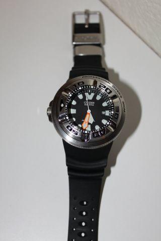 Citizen Promaster Eco - Drive B873 Diver 300m Taucheruhr / Armbanduhr Bild