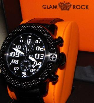Invicta / Glam Rock Chronograph Sobe Tech Mit 2 Bändern,  Die Uhr Der Us - Stars Bild