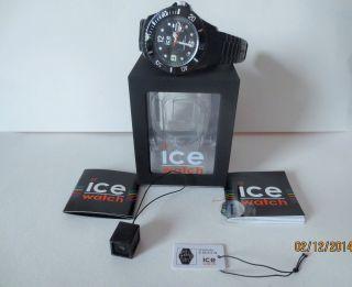 Ice Watch Armbanduhr 43mm Schwarz Bild