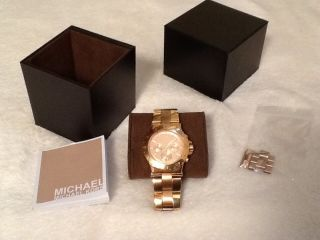 Michael Kors Chronograph Stopwatch Bild