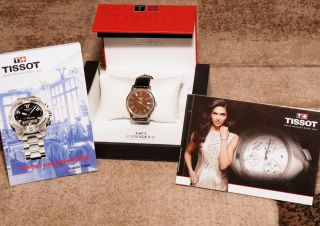 Tissot Classic Dream Gent 1835 Uhr Armbanduhr Bild