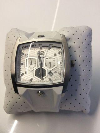 Diesel Herren - Armbanduhr,  Weiss, Bild