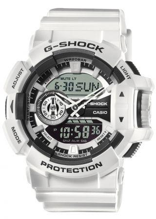 Casio Uhr G - Shock - Herren Chronograph Chrono Ga - 400 - 7aer Bild