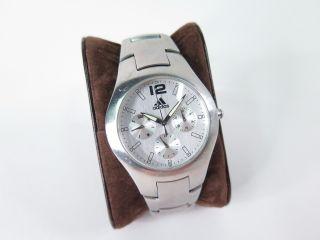 Adidas 316l Edelstahl Armbanduhr 10 - 0151 Bild