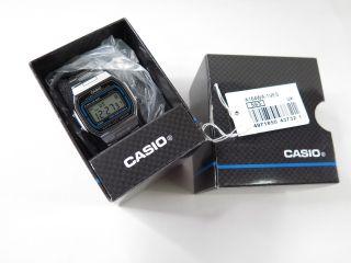 Casio A164wa - 1ves Retro Style Armbanduhr Digital Au Bild