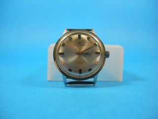 Dugena Tropica Automatic Armbanduhr Nr.  60873 Edelstahl Mechanically Watch Bild
