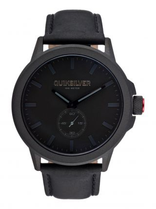 Quiksilver™ Herren Analog - Armbanduhr Gehäuseboden: Robuster Verschraubter Bild