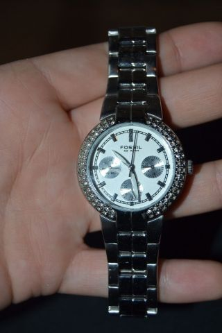 Fossil Bq9291 Armbanduhr Für Damen Bild