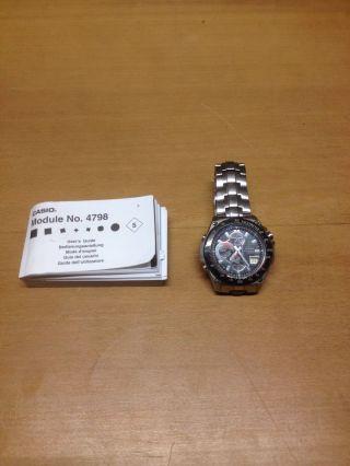 Casio Armbanduhr - Funkuhr Bild
