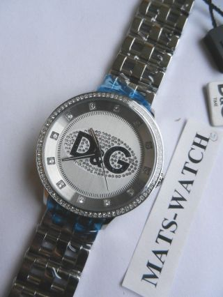 D&g Time,  Dolce&gabbana,  Prime Time Big,  Dw0131,  Neu/new Bild