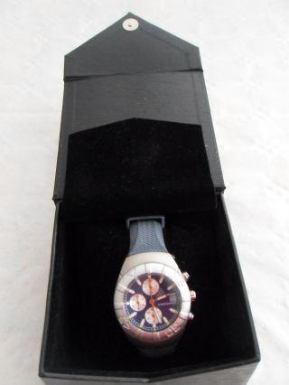 S.  Oliver Sport Chronograph Armbanduhr Herrenuhr Sportuhr Sammleruhr Bild