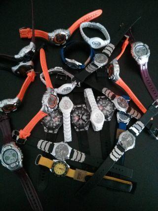 Restposten Armbanduhren Bild