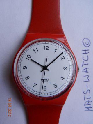 Swatch,  Prototyp,  No Name,  Never Seen Before,  Look Bild