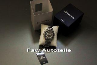 Casio Uhr Edifice Herren - Chronograph Chrono Efr - 531d - 1avuef Bild