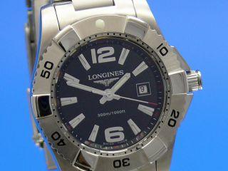 Longines Hydroconquest Damenuhr - - Ankauf Von Luxuxsuhren Tel.  03079014692 Bild