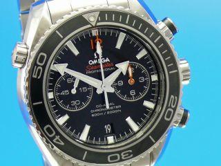 Omega Seamaster Planet Ocean Keramik Uvp.  6100€ Ankauf Von Luxusuhren Bild