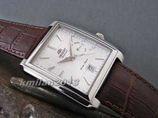 Orient Uhr Classic Automatik Herrenuhr Mit Tag&datum Fesae007w0,  Fesae00bw0 Bild