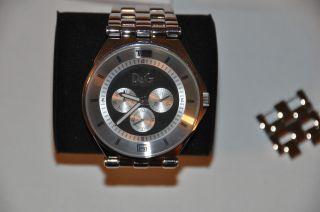 Dolce & Gabbana Carson - Chronograph,  Modell Dw0583, Bild