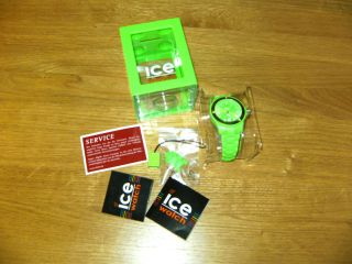 Ice Watch – Grün – Cs.  Gn.  B.  P.  10 Bild