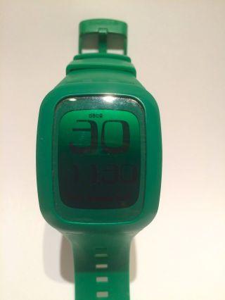 Swatch Touch Green 102 Uhr Bild